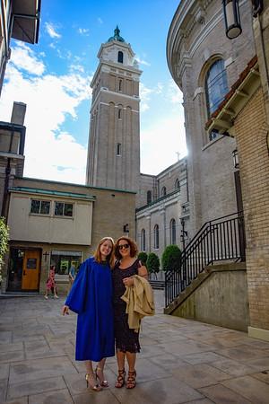 2019 Class Seattle Prep Baccalaurate Mass @ St. James