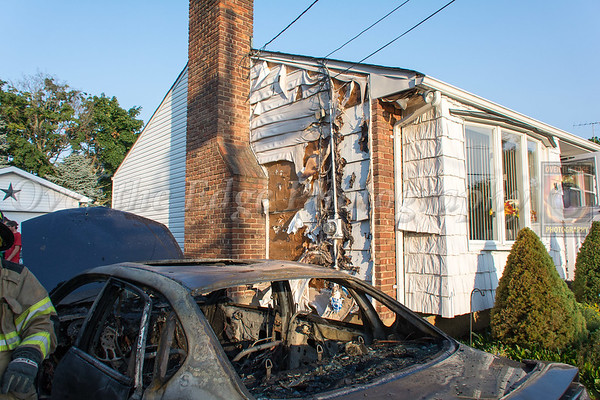 Glen Cove House Fire 07/20/2016