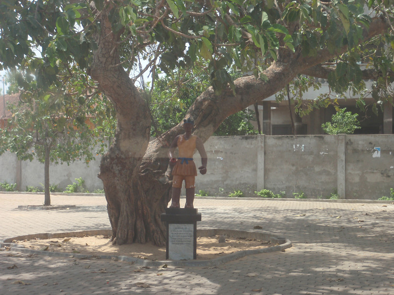 006_Ouidah. Place Chacha. Slave Market. Old Auction Square.jpg