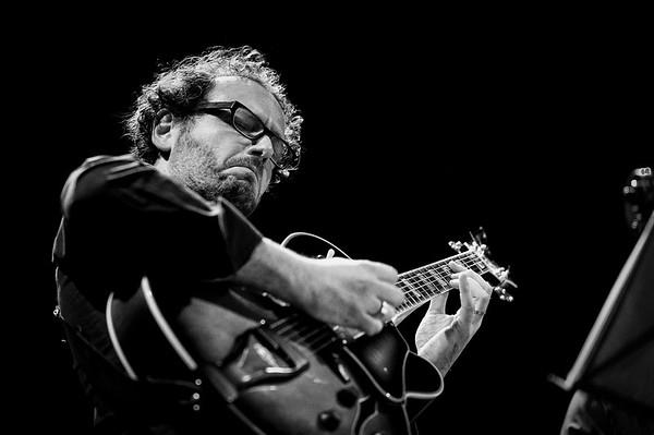 Paris Jazz Underground Sextet à Vincennes le 9 novembre 2013
