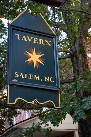 Old Salem, NC 2018