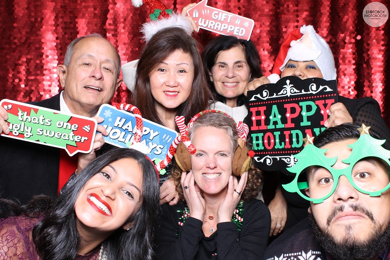 SF State Campus Holiday Party