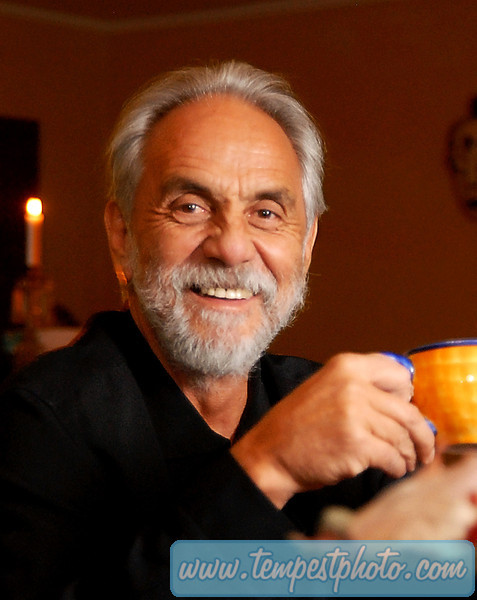 Tommy Chong for Ricepaper