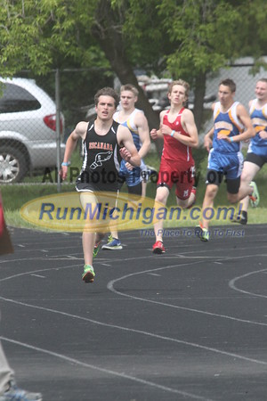 UP Boys' 800 Meter Run - 2015 MHSAA TF Finals