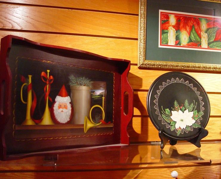 Santa, candles & poinsettia.jpg