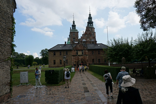 Copenhagen - Rosenborg Palace and Royal Jewels