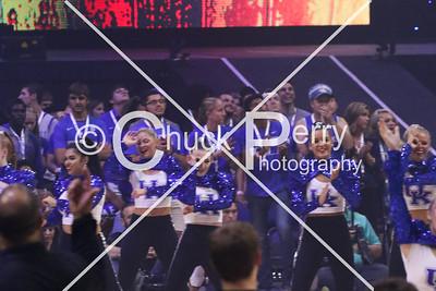 Big Blue Madness 2017 Dance Team 10.13.2017