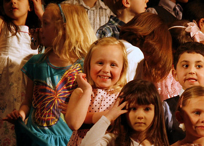 Ashley's Kindergarten Spring Concert 2011