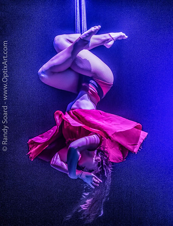 April Leopardi - Dancer - Aerialist