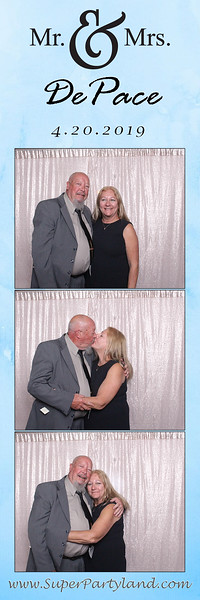 Mr. & Mrs. DePace