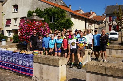 France, Luxembourg & Germany Bike & Boat: Mosel River Valley Sept 2019