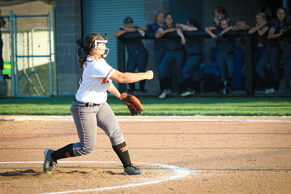 20171002 Varsity Softball vs Rogersville