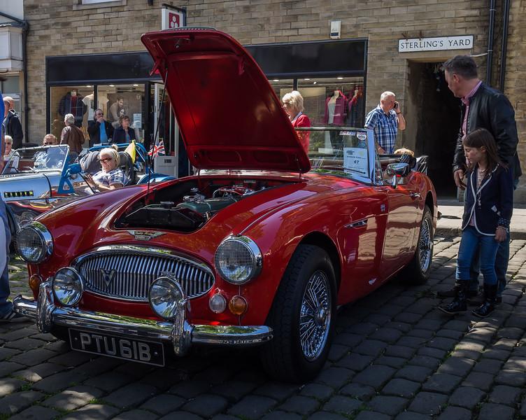 1964 Austin Healey 3000 Mk III