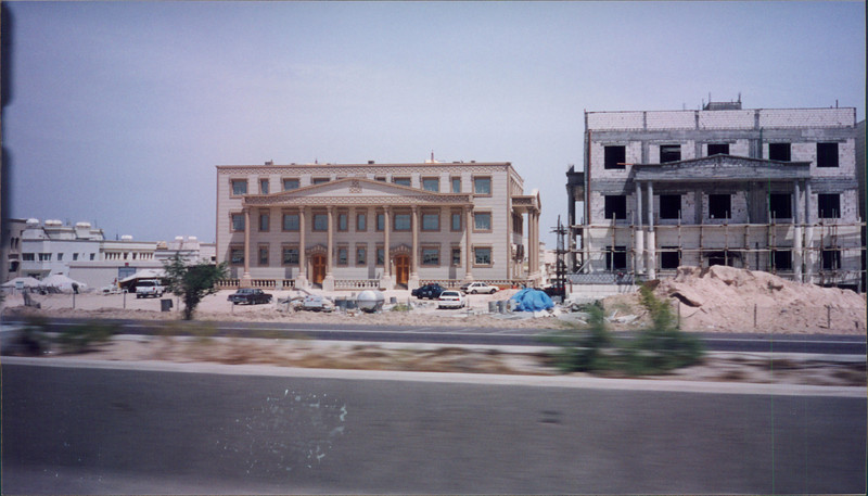 2002-04  Typical house in Kuwait City, Kuwait