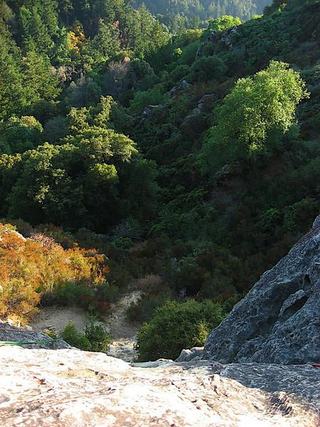 Rock-climbers climb this!