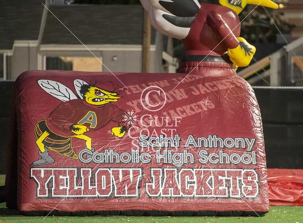 2012-11-16 Football Varsity St. Anthony @ St. Thomas