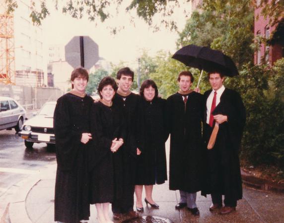 1984 05 GWU Graduation