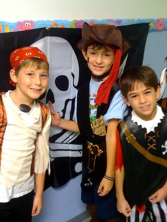 2009-09-18 3rd Gr Plaisance Pirate Day
