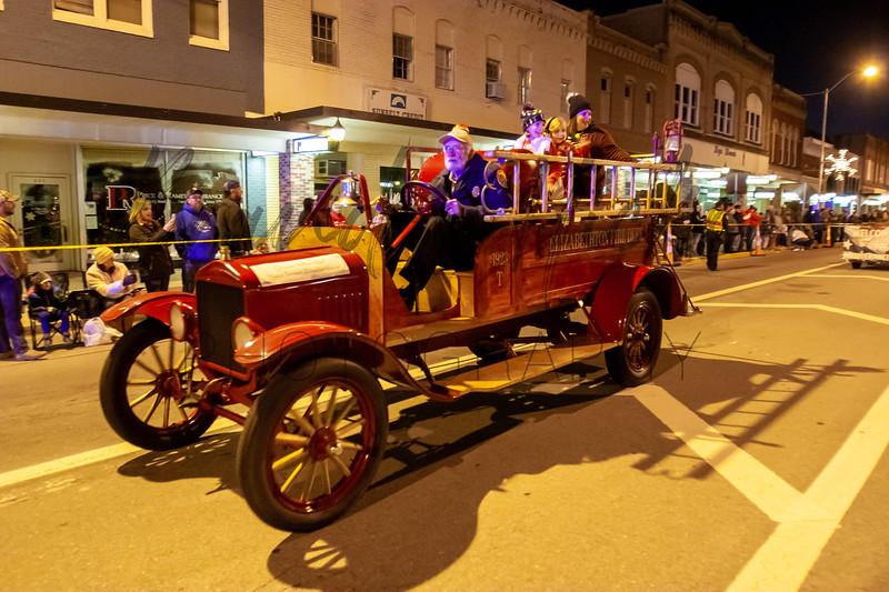 Elizabethton Christmas Parade 12-07-19