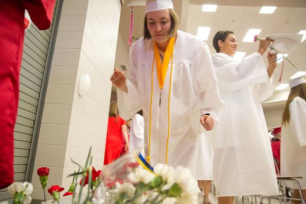 2015 Goshen High School Commencement