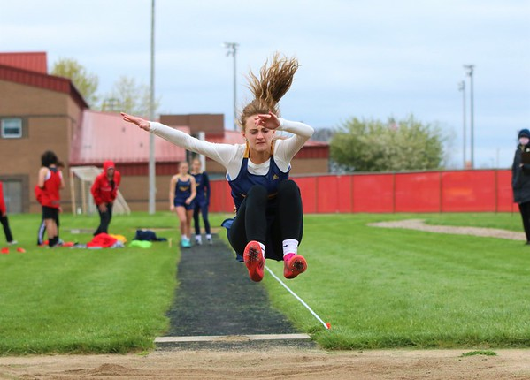 Fairfield vs. Westview boys/girls track - 5/4/2021