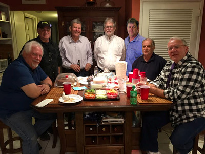 Doug's 70th Birthday