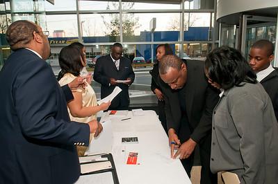 NC Mutual Life Insurance-A Cultural Celebration Benefitting The Black Men w/The Grays 3-2-11 by Jon Strayhorn