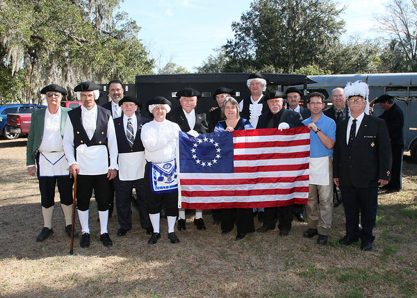 George Washington Funeral Reenactment 2010