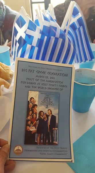 Community Life - My Big Fat Greek Wedding 2 Premiere - March 25, 2016