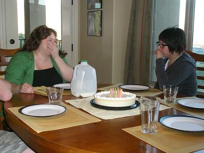 Lisa's 20th Birthday June 2008