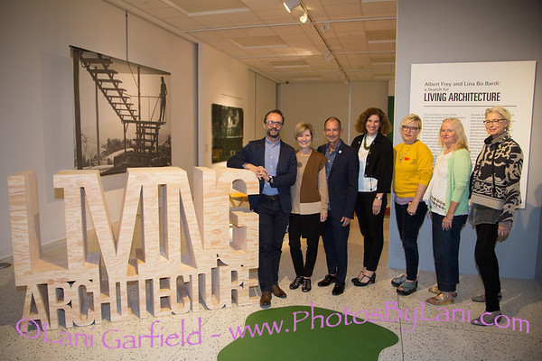 Architecture and Design Ctr Gallery Opening 11/12/17