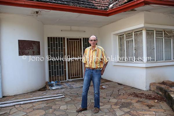ZAMBIA, Lusaka. Galaun home (1953~1967) (2.2013)