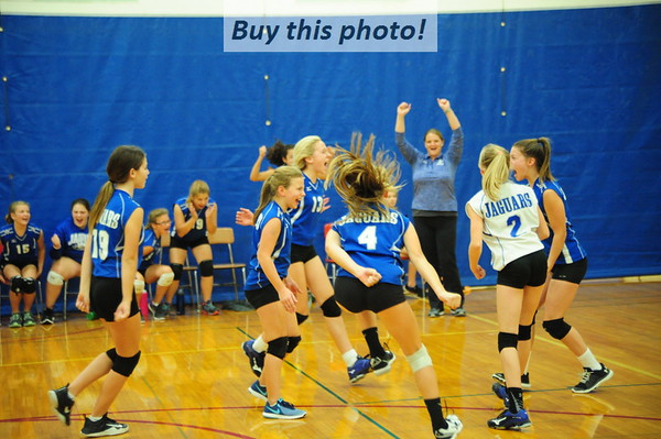 BBE Jr High volleyball CMC tourney 10-14