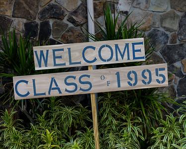1995 Eau Gallie Class Reunion