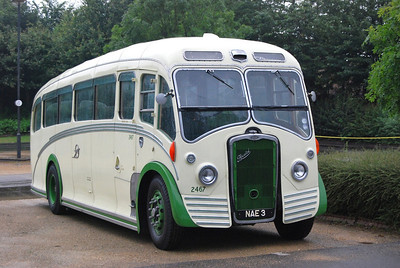 Bristol - Brislington Rally/Running Day Aug 2012