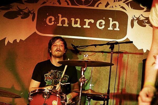 TAB the Band at Church Boston 2/10/2011