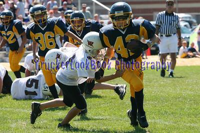 2007 Jr. Truckers 6th Grade / Willard