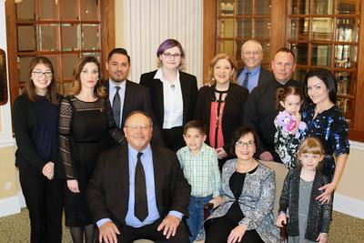 Adrian Crews Family
