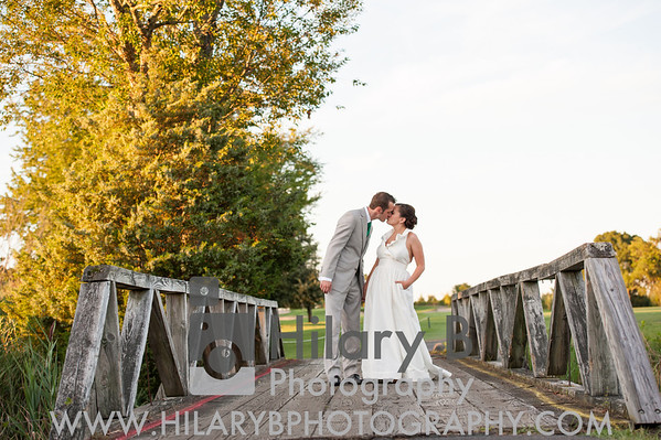 Colleen & Nathan Forde, Quidnessett Country Club, RI