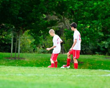 2011 Mustang Soccer - Team Strikers - Game 4 - San Ramon