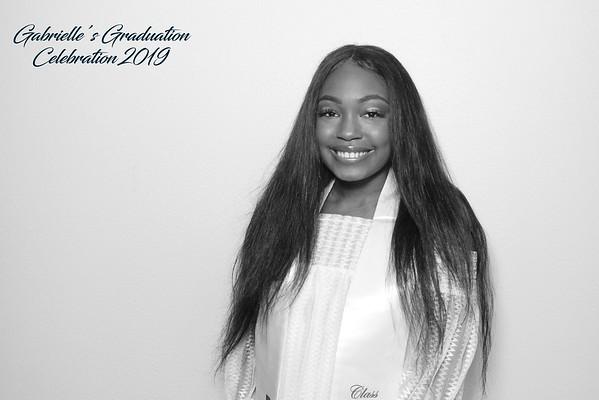 Gabrielle's Graduation Celebration 2019