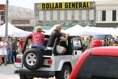 Dove Festival Parade, 2006