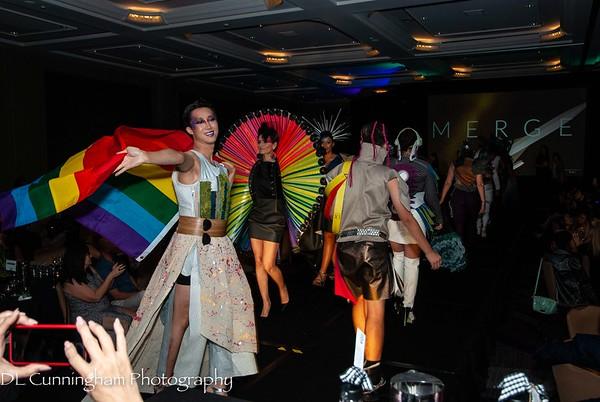 IIDA Merge Fashion Show 2019