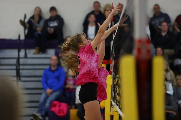 Volleyball Varsity vs Delton-Kellogg - KCHS - 10/23/18