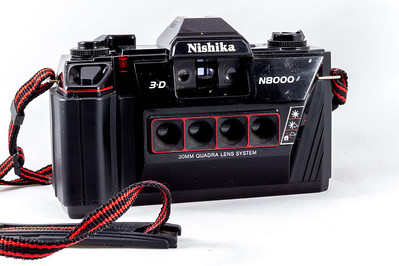 Nishika 3D, 1980