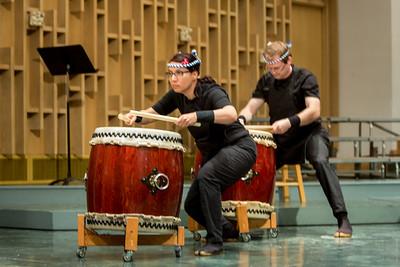 Kokyo Taiko Drummers