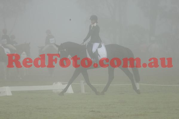 2014 05 17 Moora Horse Trials Dressage 08-30 till 09-45