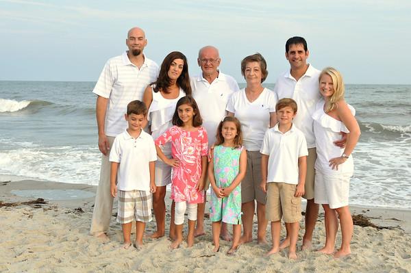 Ocean Isle Beach Family Portraits- Vastis Family