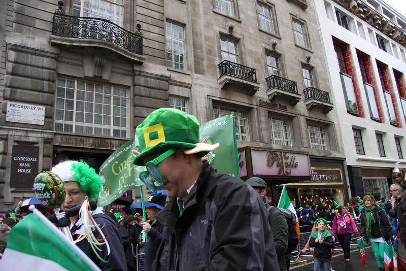 Street Party Saint Pat's Day 2013