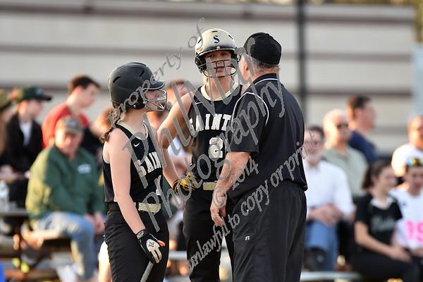Berks Catholic vs Twin Valley Softball 2015